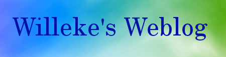 Willeke's Weblog